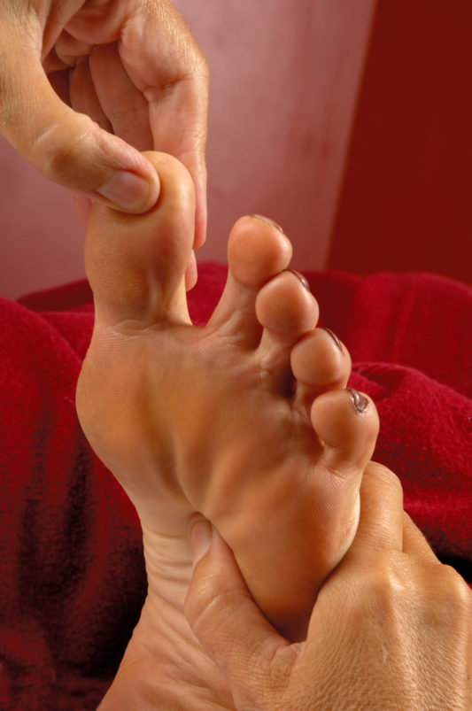 Reflexology Massage 30min