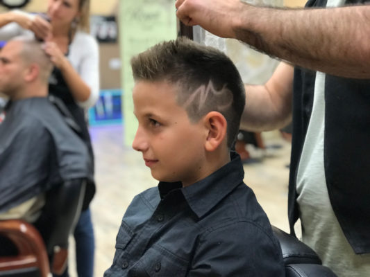 Boys Haircut by Appointment