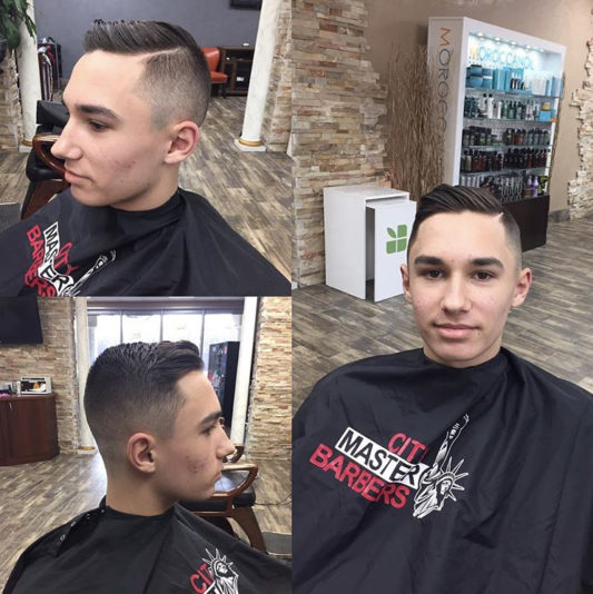 Mens Haircut by Appointment