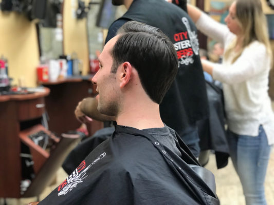Buzz Cut for Men