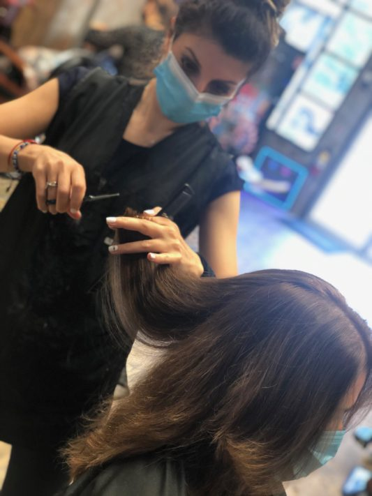 Women Haircut
